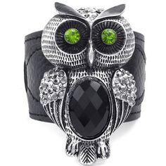 owl bracelet - Google Search