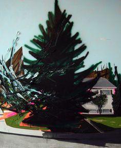 The Tree on the Corner-Kim Dorland