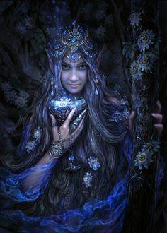 Fairy #Blue