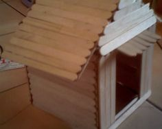 oh so cute house for gerbils