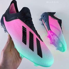 These Cleats Are Dope! Girls Soccer Cleats, Soccer Gear, Football Cleats, Football Boots, Football Stuff, Adidas Soccer Boots, Adidas Football, Soccer Shoes, Soccer Workouts