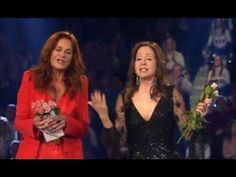 Vicky Leandros & Andrea Berg - Ich liebe das Leben 2016 - YouTube