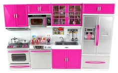 Full Deluxe Kitchen Playset