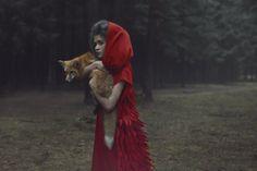 Zdjęcia Kateriny Plotnikowej wyglądają jakby wyjęto je z bajki. Są niesamowite #flowear #fashion ✻ www.flowear.org