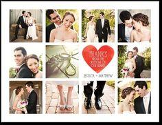 Gracious Heart - Thank You Postcards - Magnolia Press - Blaze - Orange : Front Wedding Paper Divas, Thank You Postcards, Invitation Paper, Industrial Wedding, Wedding Stationary, Wedding Thank You Cards, Bridal Shower Invitations, Invites, Cute Photos
