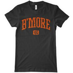 B'more 410 Baltimore Women's Tshirt  Distressed S by smashtransit, $20.00
