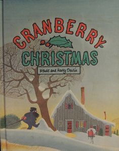 One thing that I like about this older multi-holiday picture book series is that the plot lines are a little unusual. These can be a nice change when you've read a lot of books about Christmas trees and what we are thankful for, etc. They take place in a New England seaside town and feature a sea captain and a little girl. Just something different!