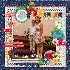 Template:  Brook Magee - Duo 43 - Heather Kit:  Brook Magee, Kristin Cronin-Barrow and Studio Basic Designs - All My Heart
