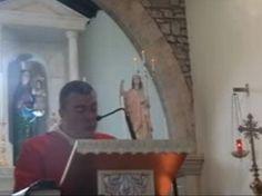 Em sermão, disse que pena de morte a gay deveria continuar sendo válida (Foto: Reprodução/YouTubeDon Massimiliano Pusceddu)