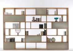 Librerie moderne bifacciali
