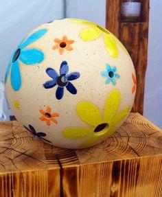 Garten-Keramikkugel