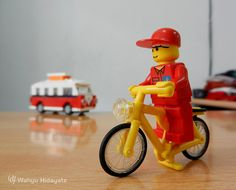 lego postman