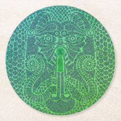Customizable Dragon Paper Coaster green jeans Dragon Egg, Green Dragon, Feng Shui Tattoo, How To Make Coasters, Fifth Element, Green Jeans, Time Warp, Navy And Green, Dog Design