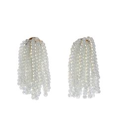 Lele Sadoughi Moonstone 'Weeping Willow' Earrings - Moonstone 'Weeping Willow' Earrings