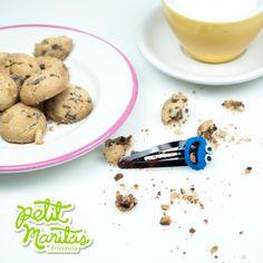 Ñam Ñam! ¡Se ha comido todas las galletas!