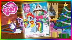 Unboxing: My Little Pony Advent Calendar. I was playing with my Doge in the woods while I encountered this wild My Little Pony christmas calendar. Twilight Sparkle, Rainbow Dash, Fluttershy, Mlp, Chocolate Advent Calendar, Christmas Calendar, Rule 34, My Little Pony, Birthday Candles