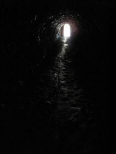 Suomenlinna Tunnel by Steve Monty