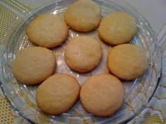 Sweet Tea and Cornbread: Southern Tea Cakes! So excited..my grandmother used to make these when I was little. Now i get to do the same for my kids