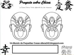 Fichas proyecto China China, Educacion Intercultural, Album, World Cultures, 3 Year Olds, Index Cards, Egypt, Voyage, Kids