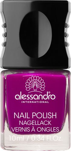 Nail Polish 47 Pink OrchidOne of alessandro International's 99 top fashion colors, designed to make the heart of any nail polish freak beat faster. And now with a new patented formula for even more brilliance on nails: Incredible long durability , Fast drying, No chipping, Smooth & streak free application, High color intensiveness due to UV absorber, Protects nails, High gloss shine.