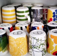 You can never have too much Marimekko