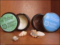 Blog CuLore: Crema si scrub pentru fata 100% bio cu unt de shea