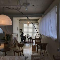 43 Ideas home office cozy decor Cafe Interior, Home Interior Design, Interior Architecture, Interior Decorating, Dream Apartment, Apartment Interior, Home Garden Design, House Design, Home Living Room