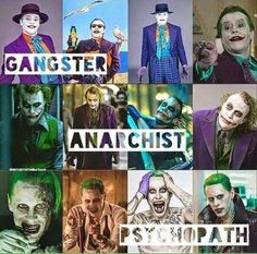 How the cinema has changed the Joker