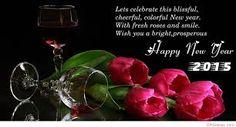 Happy New Year Greetings For Boyfriend