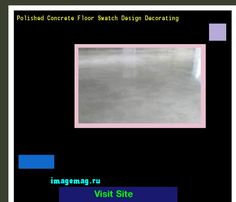 Polished Concrete Floor Swatch Design Decorating 164107 - The Best Image Search