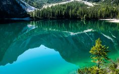 lago di Braies by Luigi Alesi on 500px
