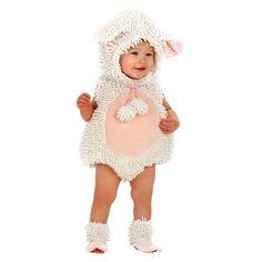 Infant Kids' Little Lamb Costume, Infant Unisex