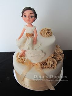 Wedding Cakes, Birthday Cake, Disney Princess, Cakes, Cross Stitch, Wedding Gown Cakes, Birthday Cakes, Wedding Cake, Cake Wedding