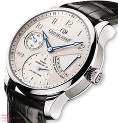 Montres 2007 Greubel Forsey - Double Tourbillon 30° Secret - Photos de montres