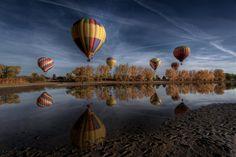 2010 Hot Air Balloon 396 by Greg Thow, via 500px