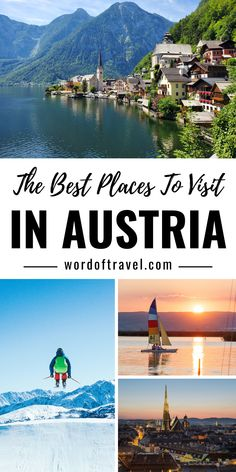 This beautiful German-speaking country located in central Europe is loved for its ski slopes but also its landscape of lakes, forests, and green hillsides with charming villages all around, those Alpine summits beautiful enough to take your breath away no matter where you look. The best time to visit and some tips about costs and budget for your trip to Austria and then dive right in to research blog posts
