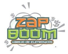 Arte campeã do projeto ZapBoom