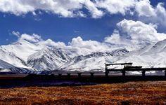 Tibet   Photos of Qinghai-Tibet Railway - from Golmud to Lhasa