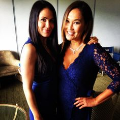 Instagramtiacarrere : #H50Nation Hanging with @mborth78  ♥♥♥
