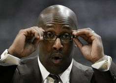 Mike Brown looking for answers.