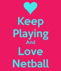 Hi i love to play netball I'm goal shoot.- lucy