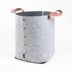 SNE Design Felt Basket, Large