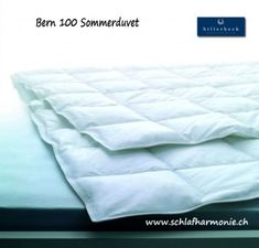 Das Sommer Duvet BERN 100 ist ein Klassisches Sommer Duvet Exklusive Heimtextilien für guten Schlaf in bester Qualität ✔ für Ihr Schlafzimmer ♥ günstige Bettwaren kaufen Lugano, Bern, Duvet, The 100, Sleep Better, Waterbed, Bed Covers, Mattress, Bedroom