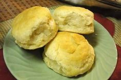 I have been looking for a good homemade biscuit recipe...hoping this is it...will be trying it soon.