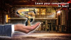 """Did you know that """"Slave labour"""" - is the literal definition of the Czech word for robot, which first appeared in common usage in the Read here more about the increasing importance of robots in manufacturing."""