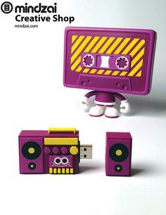 Creative USB. http://www.mindzai.com/