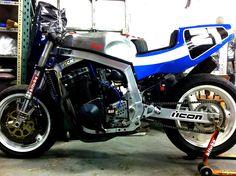 Suzuki GSXR1100 slabby / TEAM BRS Classic SBK