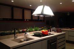 Conheça as novidades da Casa Cor Campinas 2016 - Horta na cozinha Foto: Bruna Foggiatto