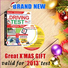 Your Xmas Gift Driving Theory Test, Xmas Gifts, Case Study, Christmas Presents
