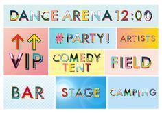 V-festival-rebrand-signage